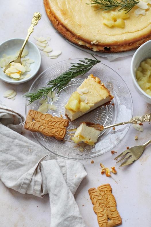 Weihnachts cheesecake