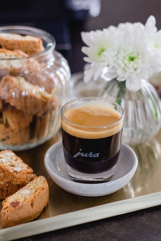 Kaffee Cantuccini